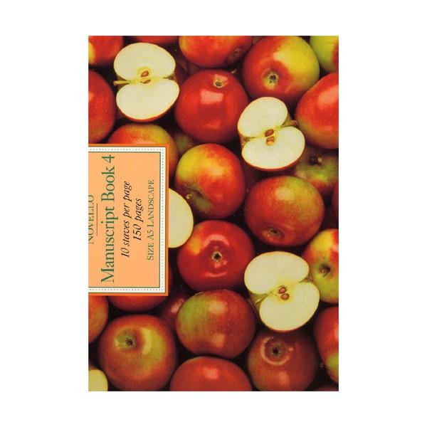 Novello Manuscript Book 4: A5 Landscape - 0