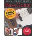 Absolute Beginners: Bass Guitar -