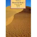 Novello Manuscript Book 7: A4 - 0