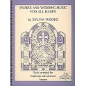 Hymns And Wedding Music For All Harps - Woods, Sylvia (Arranger)