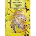 Novello Manuscript Book 13: A4 - 0