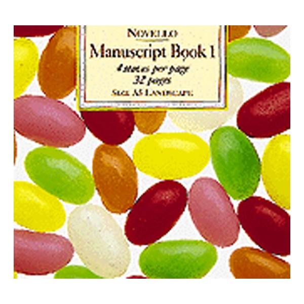 Novello Manuscript Book 1: A5 Landscape - 0