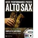 GCSE Performance Pieces - Alto Saxophone - Coxon, Andrew (Editor)