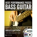 GCSE Performance Pieces - Bass Guitar - Clayton, Stuart (Editor)
