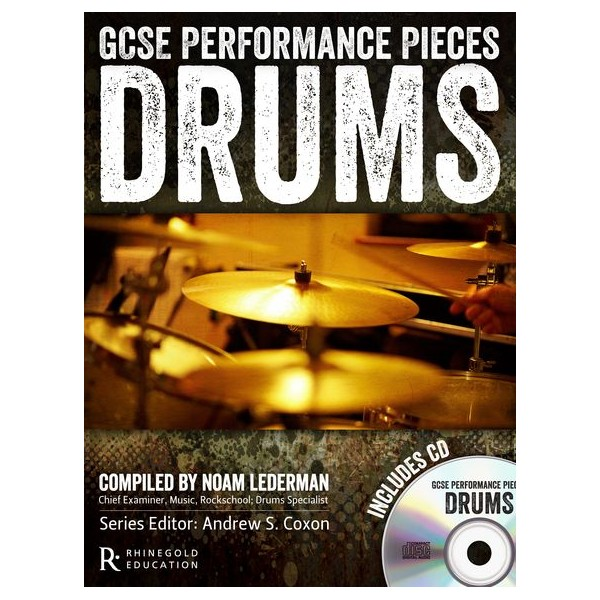GCSE Performance Pieces - Drums - Lederman, Noam (Editor)