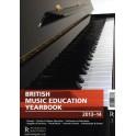 British Music Education Yearbook 2013-14 -