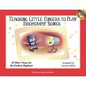 Teaching Little Fingers To Play Broadway Songs (Book/CD) - Miller, Carolyn (Arranger)