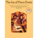 The Joy Of Piano Duets (With CD) - Agay, Denes (Arranger)