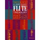 Trevor Wye: A Very Easy Flute Treasury - Wye, Trevor (Editor)