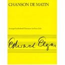 Elgar: Chanson De Matin - Elgar, Edward (Artist)