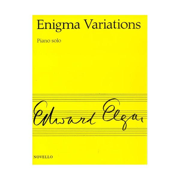 Edward Elgar: Enigma Variations Op.36 - Elgar, Edward (Composer)