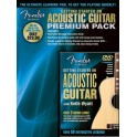 Fender Presents: Getting Started On Acoustic Guitar – Premium Pack -