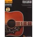 Hal Leonard Folk Guitar Method - Sokolow, Fred (Author)