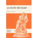 Handel, G F - As Pants The Hart (Vocal Score)