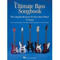 The Ultimate Bass Songbook -