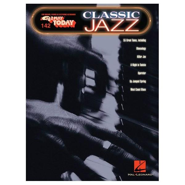 E-Z Play Today Volume 142: Classic Jazz -