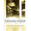 Edward Elgar: Five Improvisations - Elgar, Edward (Composer)