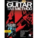 Hal Leonard Guitar Tab Method: Books 1 & 2 Combo Edition - Schroedl, Jeff (Author)