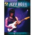 Jeff Beck: Guitar Signature Licks - Beck, Jeff (Artist)