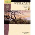 Ludwig Van Beethoven: Piano Sonata No.10 In G Op.14 No.2 (Schirmer Performance Edition) - Beethoven, Ludwig Van (Composer)
