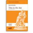 Handel, G F - This Is The Day (Ed. Burrows)