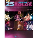 Dave Rubin: 25 Great Classic Rock Guitar Solos  - Rubin, Dave (Author)