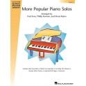 Hal Leonard Student Piano Library: More Popular Piano Solos - Level 3 - Keveren, Phillip (Arranger)