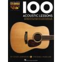 Chad Johnson/Michael Mueller: 100 Acoustic Lessons - Mueller, Michael (Author)