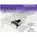 Piano Adventures: Lesson And Theory Book - Primer Level - Faber, Nancy (Author)