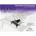 Piano Adventures: Technique And Performance Book - Primer Level - Faber, Nancy (Author)