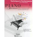 Piano Adventures: Technique And Performance Book - Level 1 - Faber, Nancy (Author)