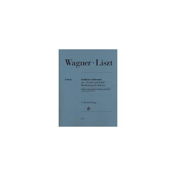 Liszt, Franz - Isolde's Liebestod