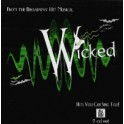 Wicked - Stage Stars - Musical Theatre Backing Track CD