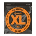 D'Addario XL Chromes Guitar String Sets