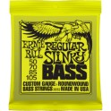 Ernie Ball Slinky Bass Guitar String Packs