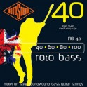 Rotosound Rotobass Bass Guitar String Sets