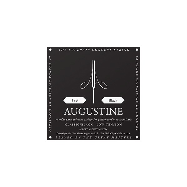 Augustine Red Label Classic Medium Tension Single Strings 4th//D String