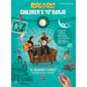 Childrens Songs for Banjo