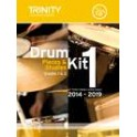 Trinity College Drum Kit 2014-19 Book One