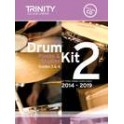 Trinity College Drum Kit 2014-19 Book Two