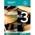 Trinity College Drum Kit 2014-19 Book Three