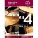 Trinity College Drum Kit 2014-19 Book Four