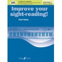 Improve your sight-reading! Electronic Keyboard