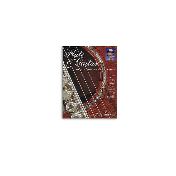 Flute & Guitar Duets for Any Occasion