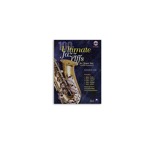 100 Ultimate Jazz Riffs (Bb Instruments)
