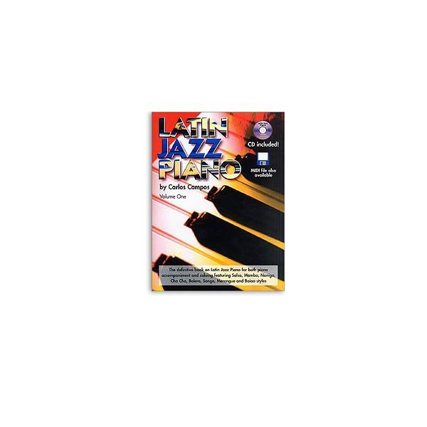 Latin Jazz Piano Volume One