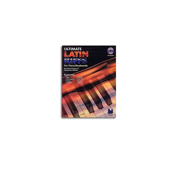 Ultimate Latin Riffs for Piano/Keyboard