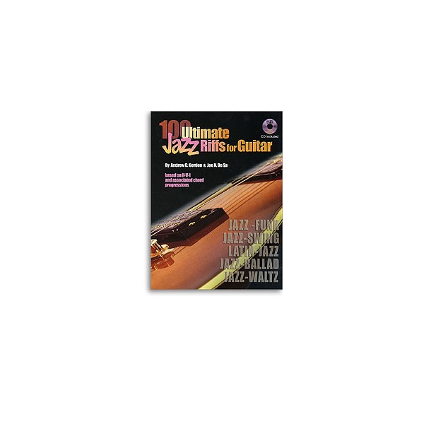 100 Ultimate Jazz Riffs (Guitar)