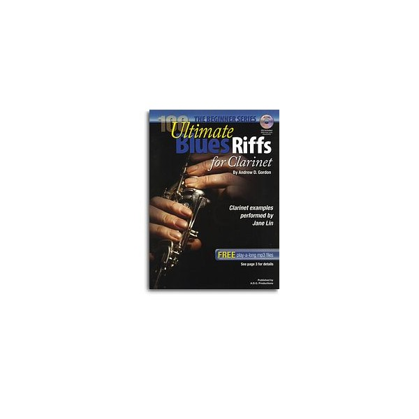 100 Ultimate Blues Riffs For Clarinet