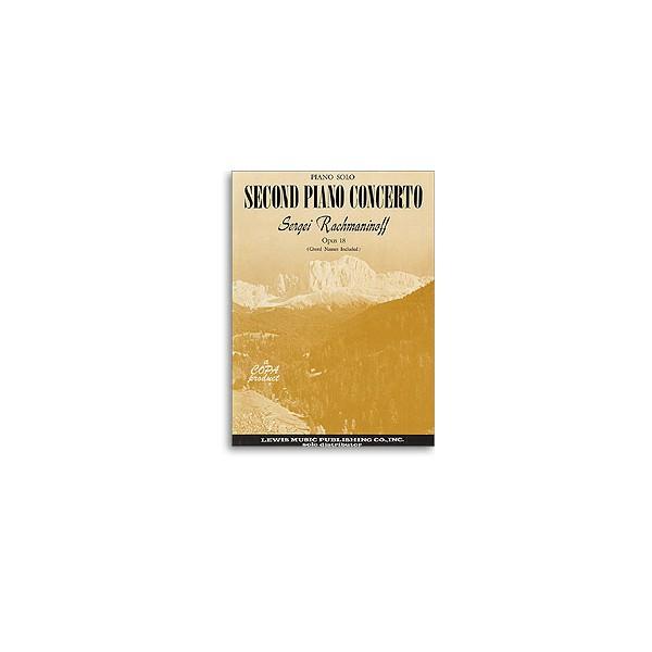 Rachmaninoff, Serge - Second Piano Concerto Op18